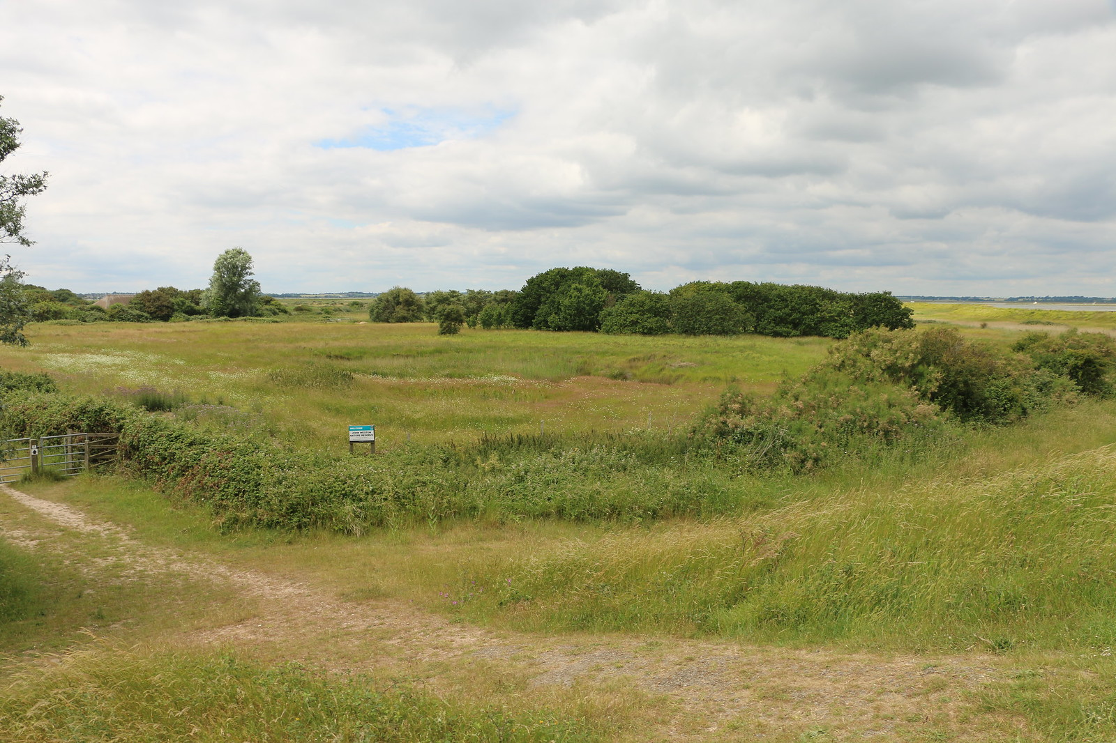 John Weston Nature Reserve, The Naze, Walton-on-the-Naze