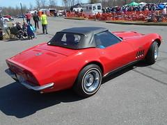 1969 Chevy Corvette Convertible