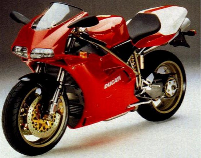 Ducati 996 SPS 1999 - 1