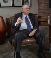 I Want  Single Payer Healthcare!! So does Charlie Munger ...:-)