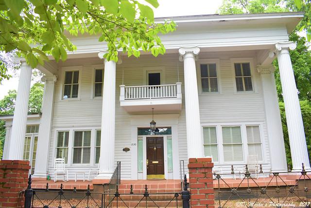 The Adams-Clark House