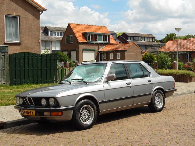 BMW 520i V6 (25 07 1987)