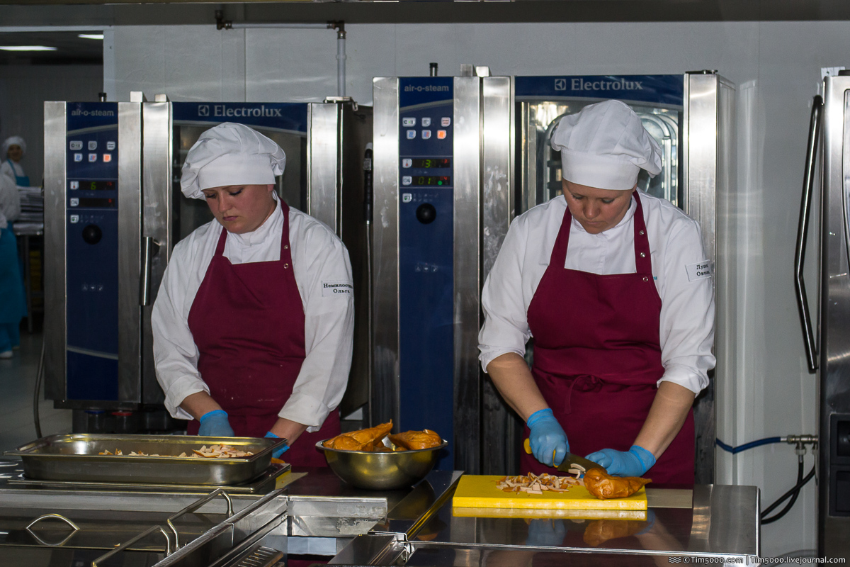 Sky Food Services - небесная кухня