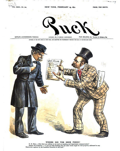 where did the shoe pinch (1891)