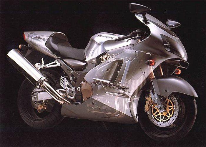 Kawasaki 1200 ZX-12R 2000 - 14