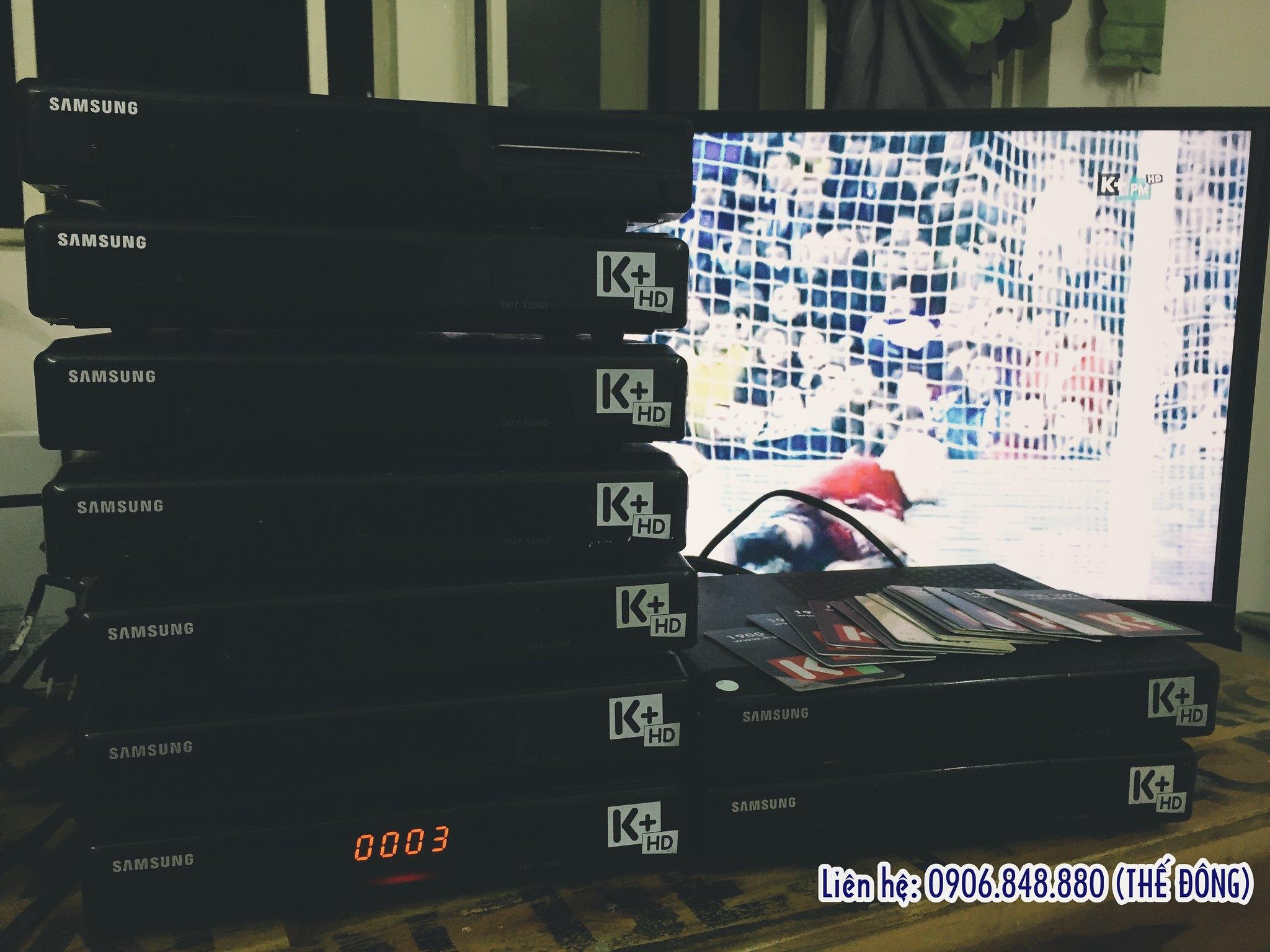 ĐẦU THU K+ HD SAMSUNG