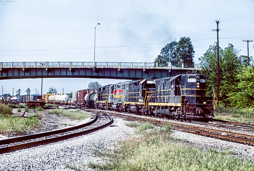 SCL 823 Sumter SC Sept 1980