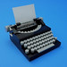 Typewriter by cmaddison
