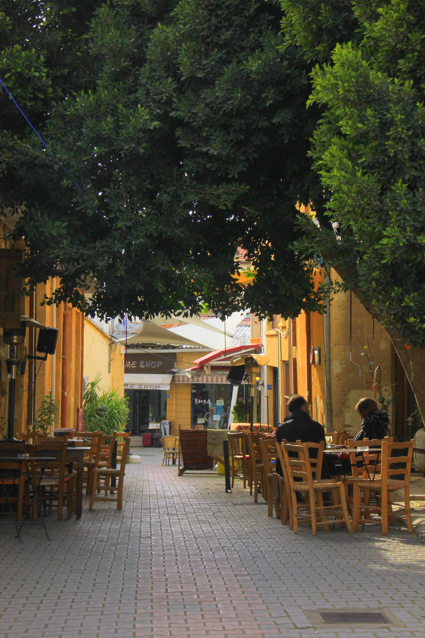 Enjoy the cafe culture when you visit Northern Cyprus
