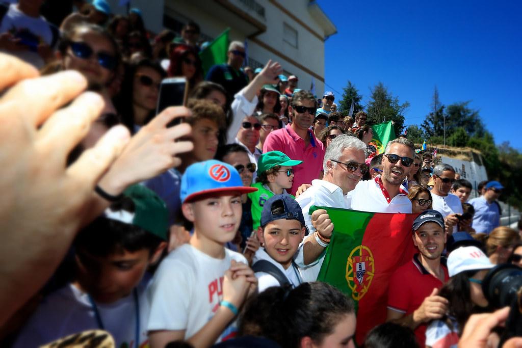 MONTEIRO Tiago (prt) Honda Civic team Castrol Honda WTC ambiance portrait during the 2017 FIA WTCC World Touring Car Championship Race of Portugal, Vila Real from june 23 to 25 - Photo Paulo Maria / DPPI