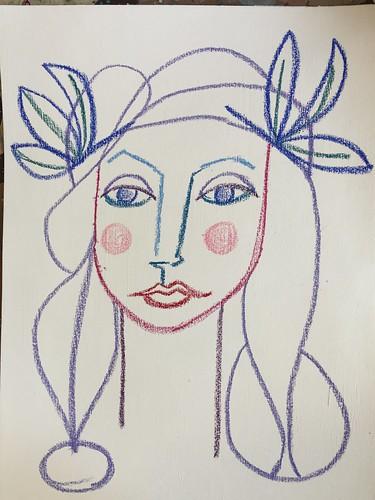 26 Picasso Sketch 1