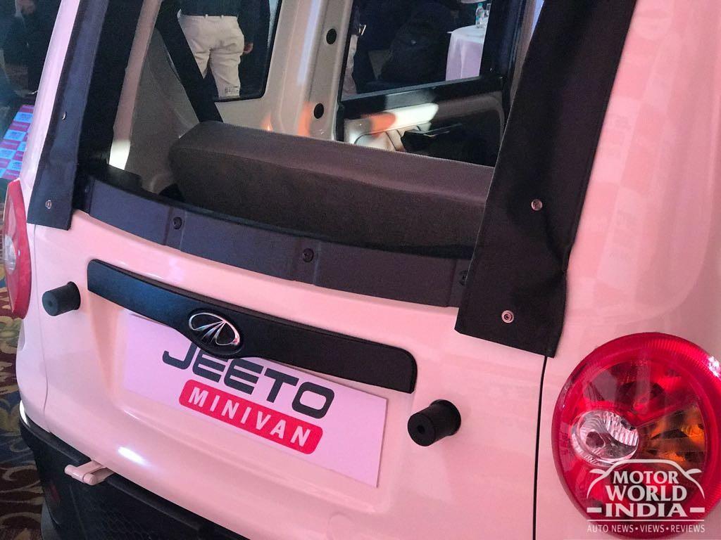 Mahindra-Jeeto-Minivan-Launch (12)