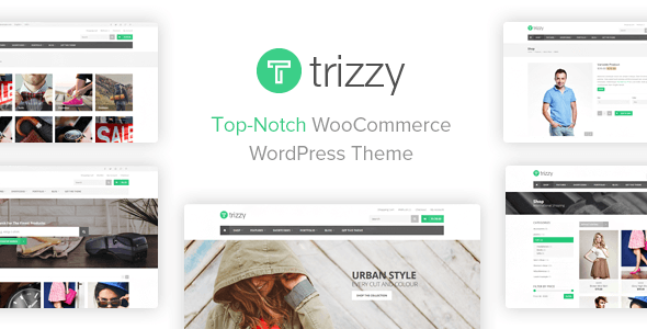 Trizzy v1.7.2 – Multi-Purpose WooCommerce WordPress Theme