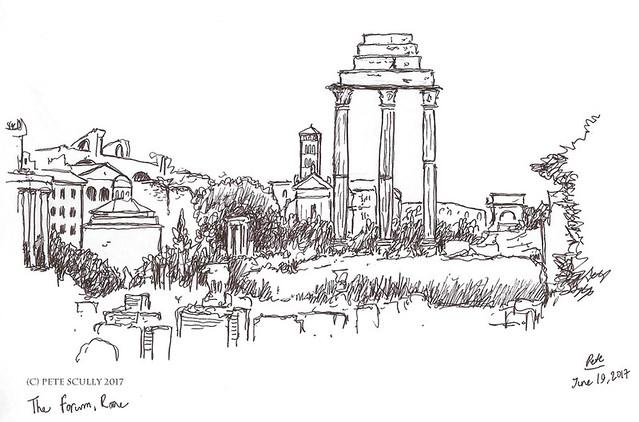 Roman Forum sm