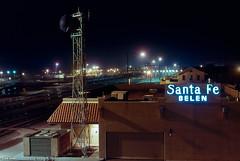 The Santa Fe at Belen, NM 1991