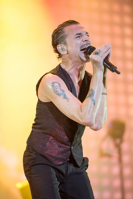 Depeche Mode, Bilbao BBK Live 2017
