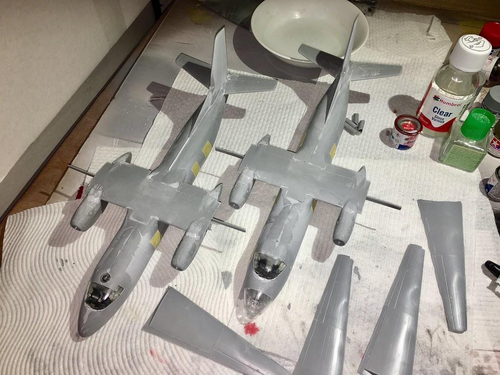 Antonov WIP