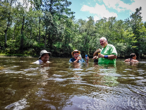 Edisto River Rope Swing and Beer Commercial Float-107