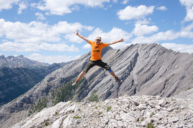Scrambles - Loder Peak - June 2017-15