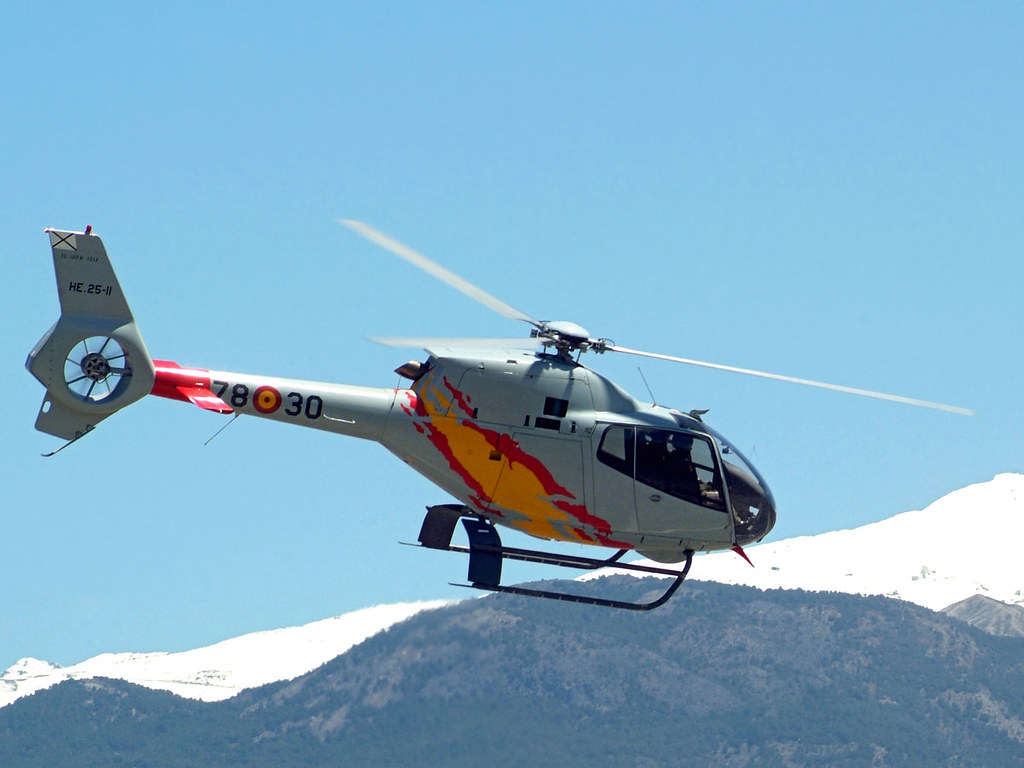 Airbus Helicopter EC-120 Colibrí (HE.25)