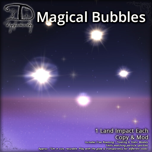 Magical Bubbles - TeleportHub.com Live!