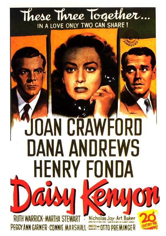 Daisy Kenyon - Poster 7