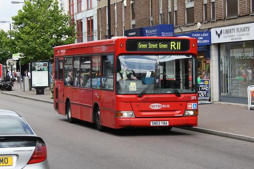 Go-Ahead London 271 SN03YBA