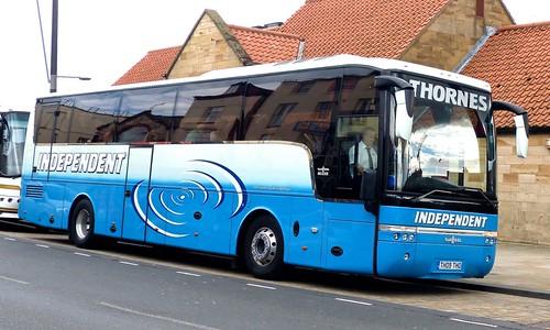 TH09 THO 'Thornes Independent' Volvo B12B / Van Hool Alizee on 'Dennis Basford's railsroadsrunways.blogspot.co.uk'
