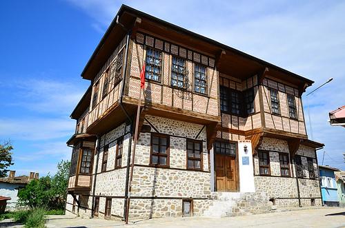 Zaimağa Konağı - Sivrihisar