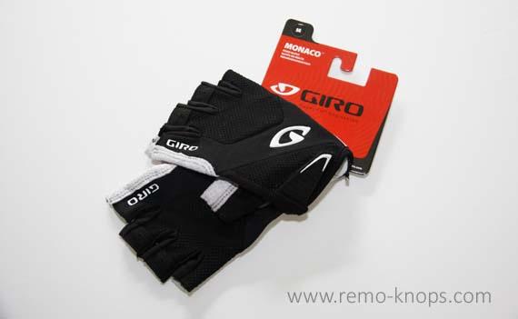 Giro Monaco Cycling Gloves Short Finger 7255