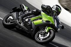 Kawasaki Z 1000 SX 2012 - 1