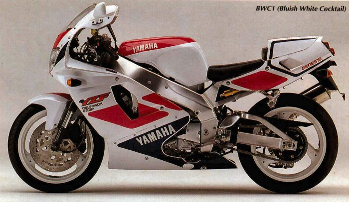 yamaha yzf 750 r 1994 galerie moto motoplanete. Black Bedroom Furniture Sets. Home Design Ideas