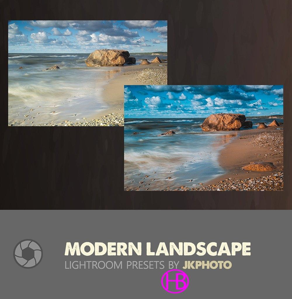 Bộ 14 Preset chỉnh sửa hình ảnh phong cảnh trong Photoshop