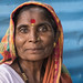BADAMI : PORTRAIT DE FEMME