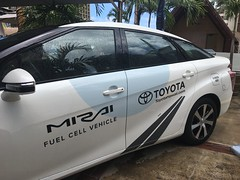 VERGE Hawaii Asia Pacific Clean Energy Summit - June 20-22, 2017: Toyota's car of the future