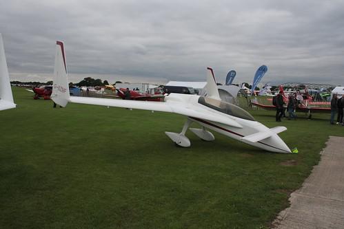 G-BZMF Rutan Long-Ez  [PFA 074A-10698] Sywell 040915