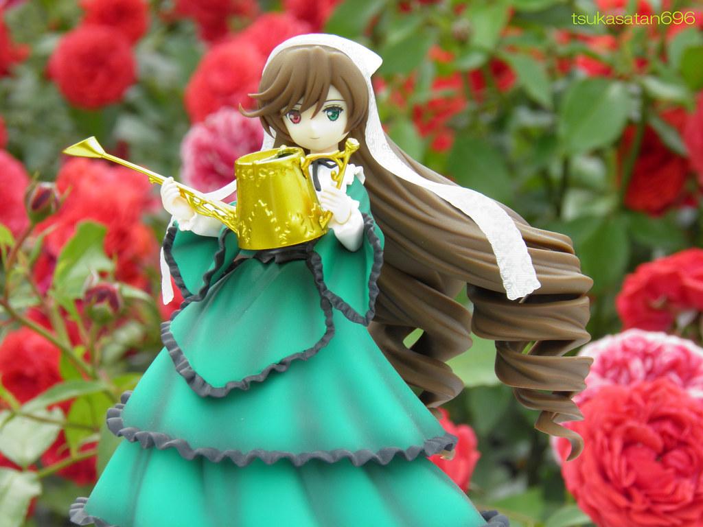 翠星石 Suiseiseki From Rozen Maiden At Ina Choseishiko Memori
