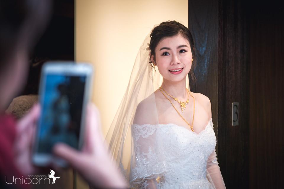 《婚攝一条》志榮 & 錦鳳 / 故宮晶華