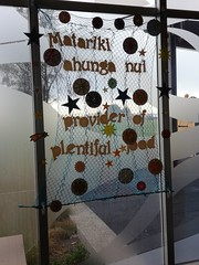 Matariki display, Aranui Library