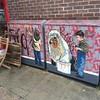 Clean up after your god #bigartmob #streetart #graffiti #London Banner St #EC1
