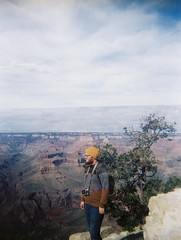 Double exposures in the Canyon
