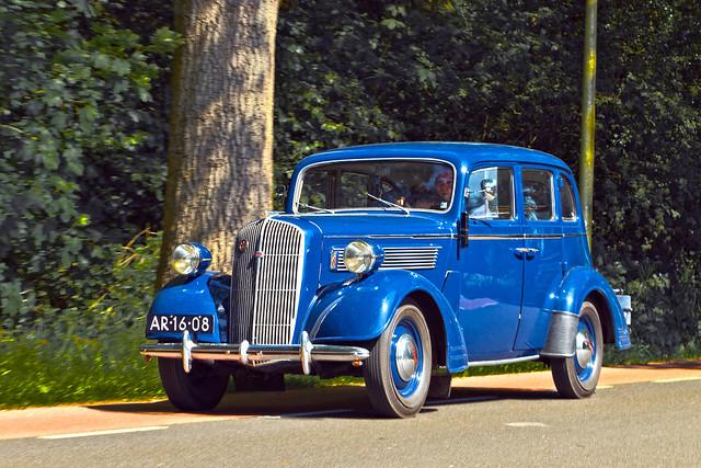 Opel Super Six Limousine 1939 / Model 1938 (3160)