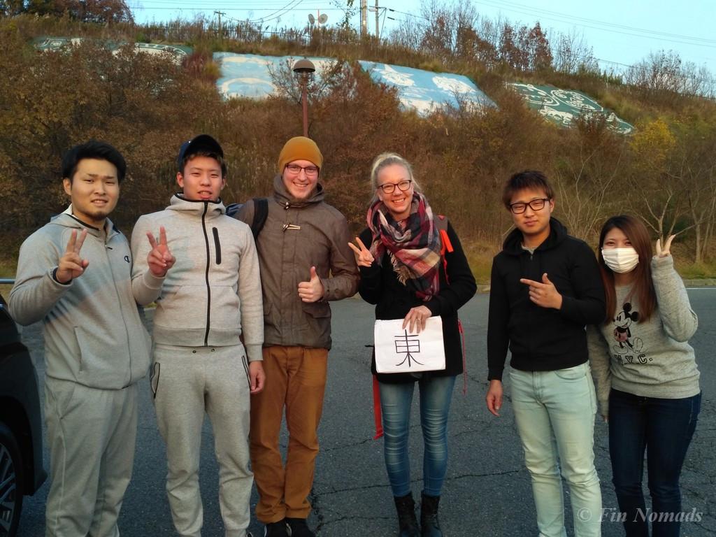 hitchhiking japan 2