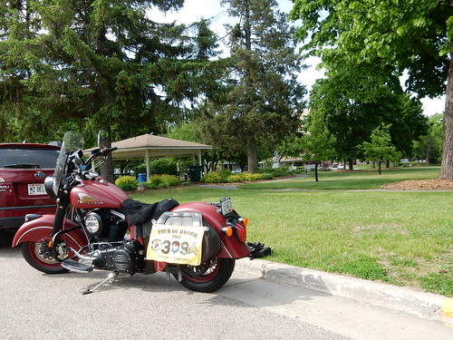 06-02-2017 Ride Tour Of Honor Doughboy King,WI