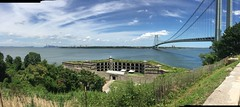 Fort Wadsworth and the Verrazano-Narrows Bridge