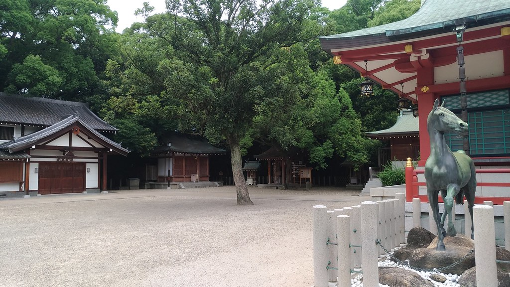 西宮神社 境内1