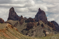 Mule Ears - Big Bend National Park, Texas