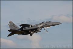 91-0318 McDonnell Douglas F-15E US Air Force