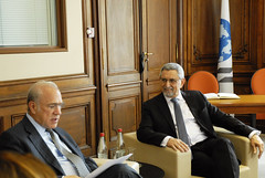 Visit of Jorge Carlos Fonseca, President of Cap Verde