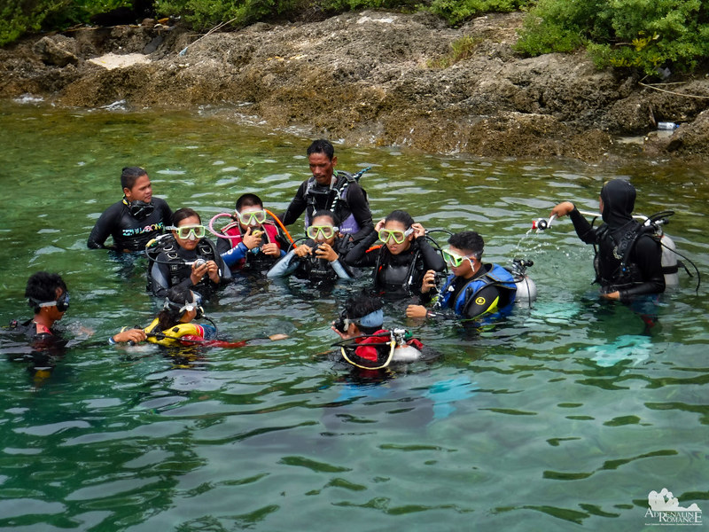 DSD Confined Water Training